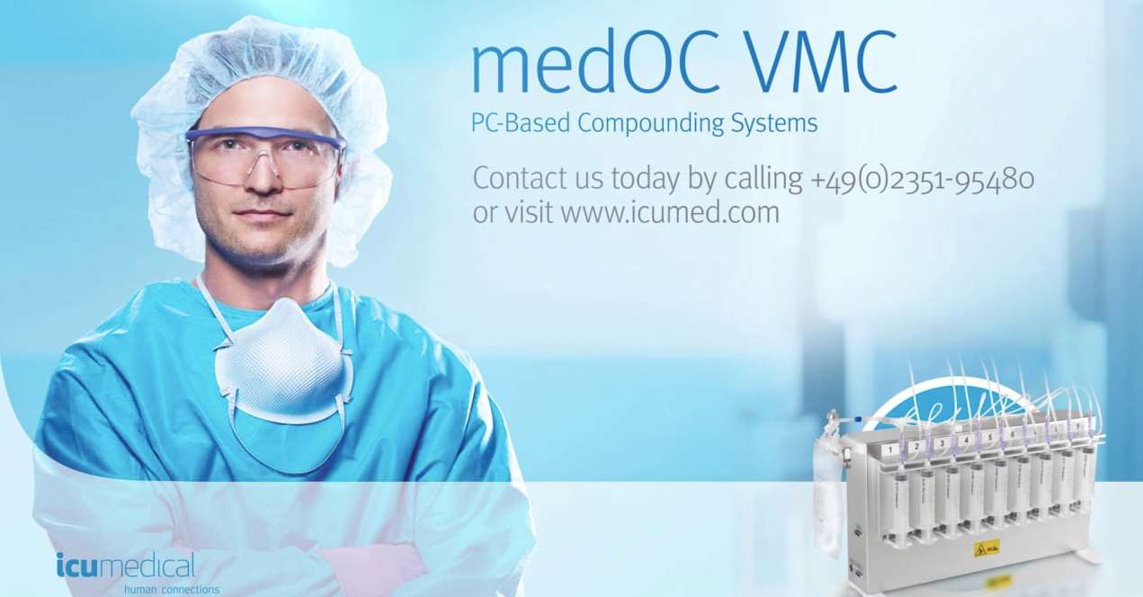 medOC VMC TPN Compounding System