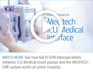 Meditech ICU Medical Interface